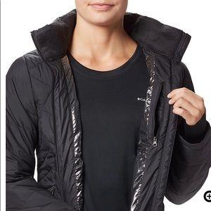 COLUMBIA Omni Heat thermal reflective jacket